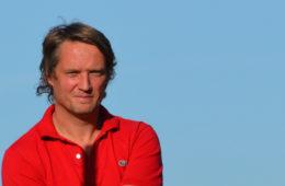 Christian Bagge porträtt